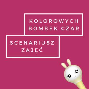 alilo_kolorowych bombek czar_scenariusz zajec