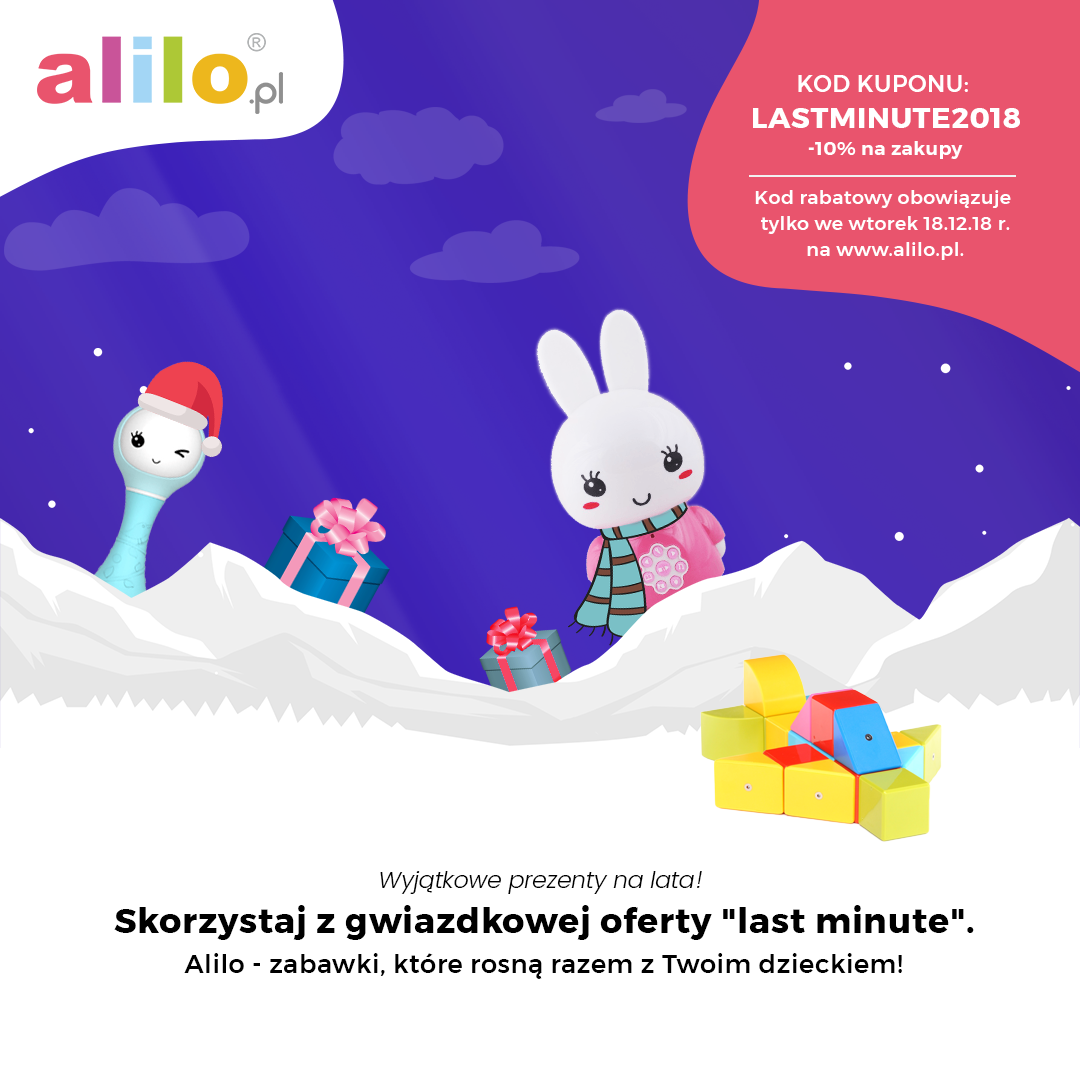 gwiazdkowe last minute_alilo
